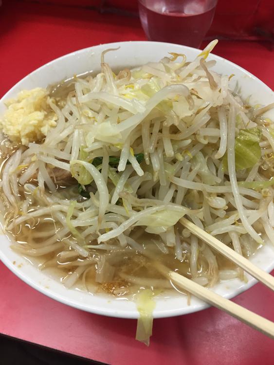 ラーメン二郎(三田本店)