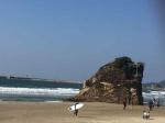稲佐の浜、弁天島