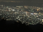 神戸の夜景(摩耶山より)