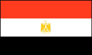 エジプトの国旗