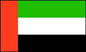 アラブ首長国連邦の国旗