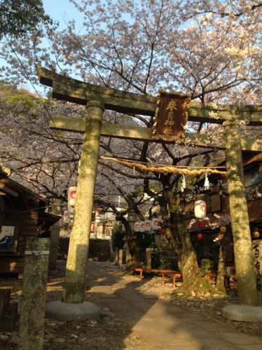 近くにある春日神社