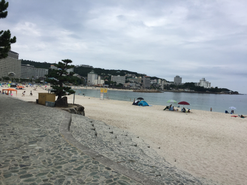 白浜温泉・海水浴場