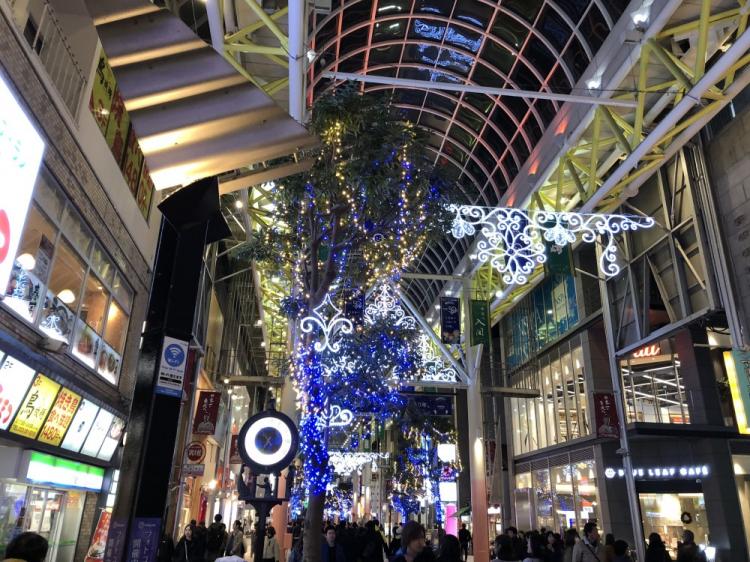 仙台アーケード商店街