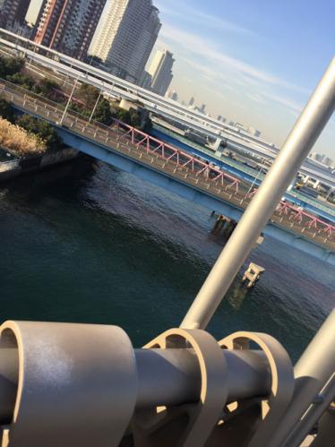 夢の大橋からの景色
