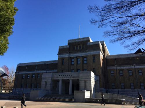 近くにある国立科学博物館