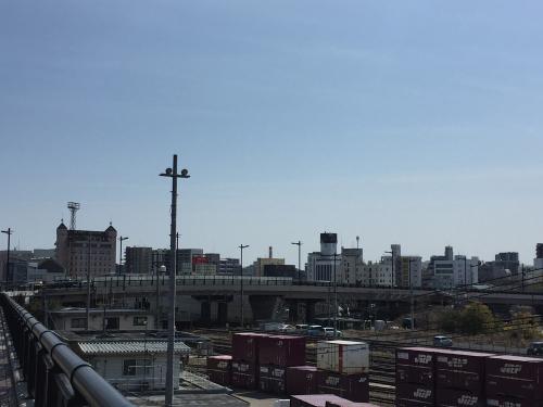 水戸駅付近