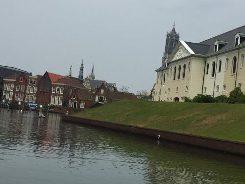 オランダ風街並み