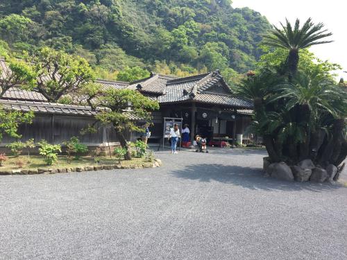 島津家の御殿