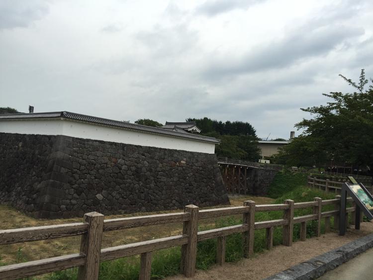 山形城跡、霞城公園