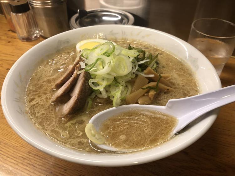 札幌ラーメン(赤れんが)