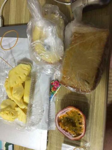 沖縄のフルーツ達