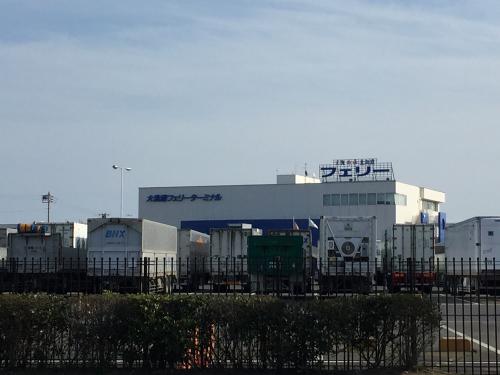 大洗フェリーターミナル