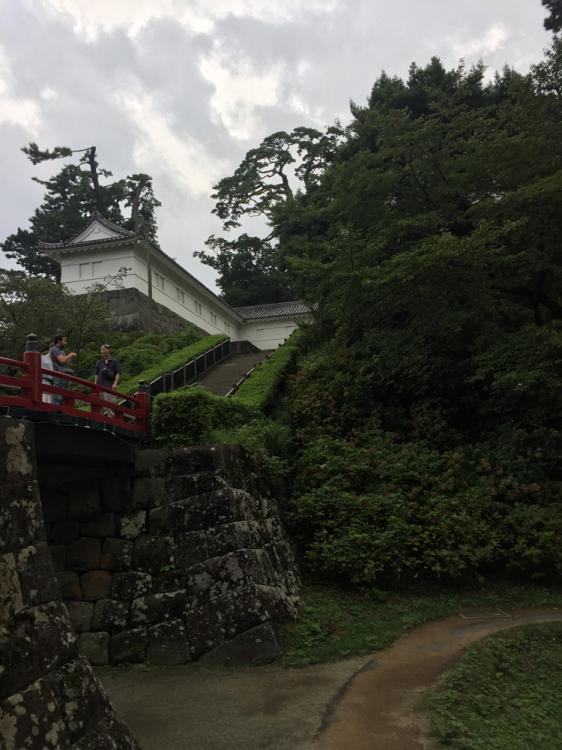 小田原城の石垣等