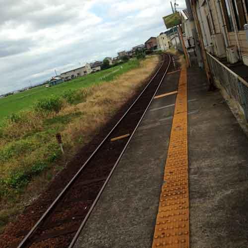 島原鉄道線の駅