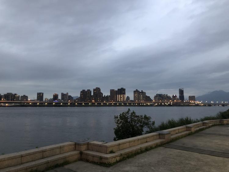 大稻埕碼頭河岸