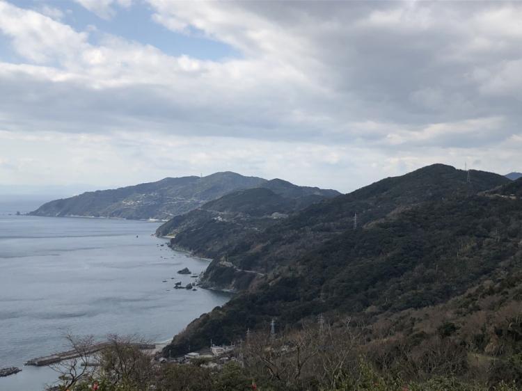 佐多岬メロディーライン